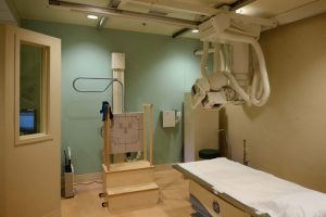 Аппарат для рентгена шейного отдела