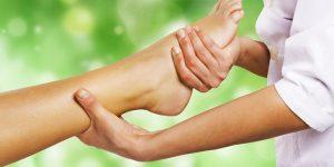 Лечебный массаж после снятия гипса