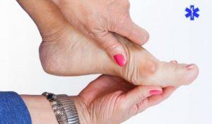 Массаж ноги в период реабилитации после перелома