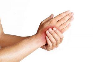 Перелом пястной кости руки