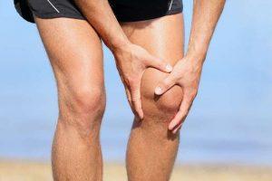 Перелом в колене