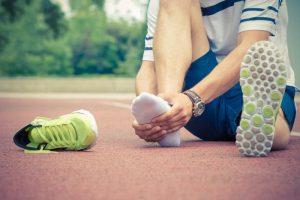 Проблема перелома плюсневой кости стопы