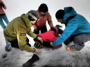 Как оказать первую медицинскую помощь при обморожении