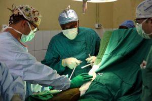 Оперативное лечение перелома таза