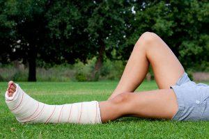 Особенности перелома ноги