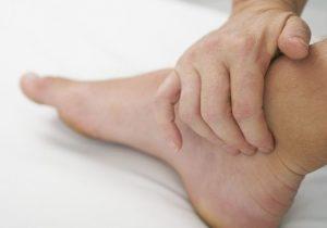 Особенности вывиха голеностопного сустава