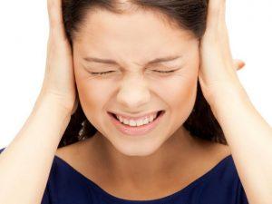 Шум в ушах при травме шеи