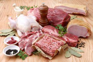 Особенности отравления мясом