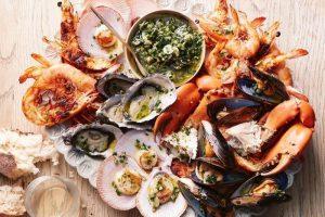 Особенности отравления морепродуктами