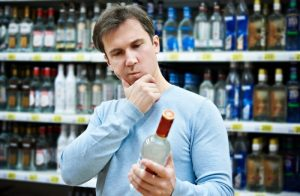 Особенности отравления водкой