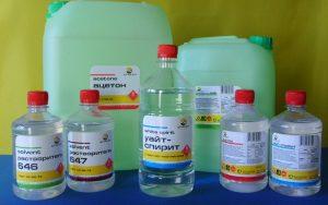Особенности отравления ацетоном