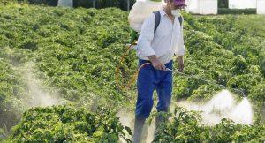 Особенности отравления пестицидами