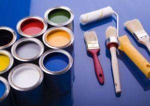 Особенности отравления краской