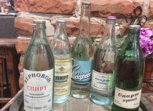 Особенности отравления этиловым спиртом