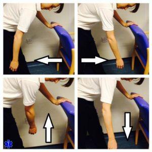 Упражнения как разрабатывать руку после перелома большого бугорка плечевой кости