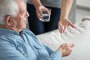 Кальций для пожилых людей