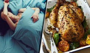 Если тошнит после употребления продуктов питания нужно срочно вызвать рвоту