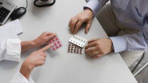 Лекарственные препараты при травмах