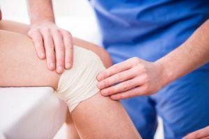 Процедуры для восстановления функций коленного сустава подбираются индивидуально