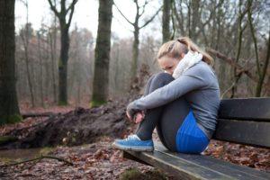 По мере принятия случившегося человек ощущает беспомощность и отчаянье