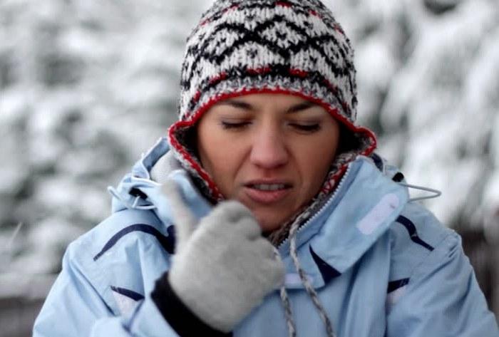 Особенности холодовой травмы