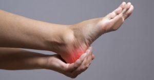 Особенности отморожения ног