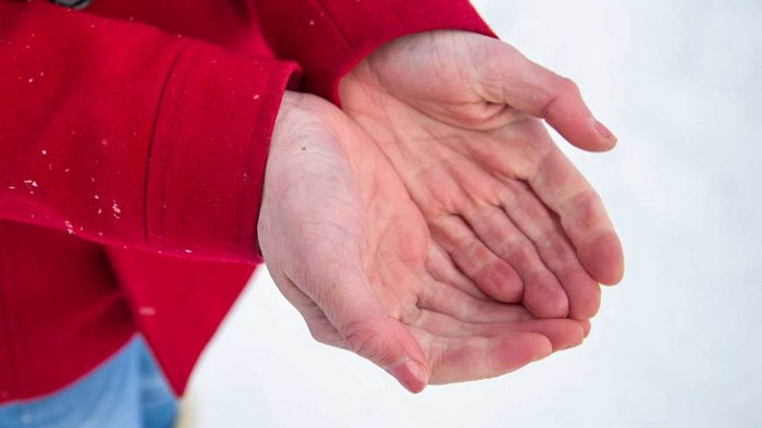 Особенности отморожения пальцев рук