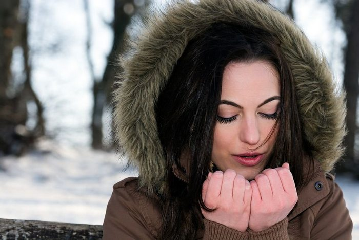 Особенности отморожения рук