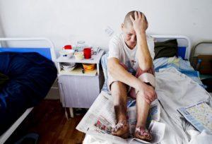 При тяжелом замерзании может потребоваться помощь хирургов