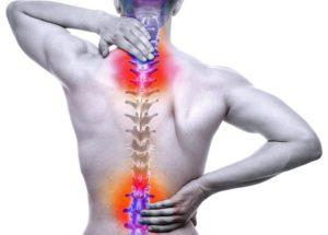 Особенности травмы спинного мозга