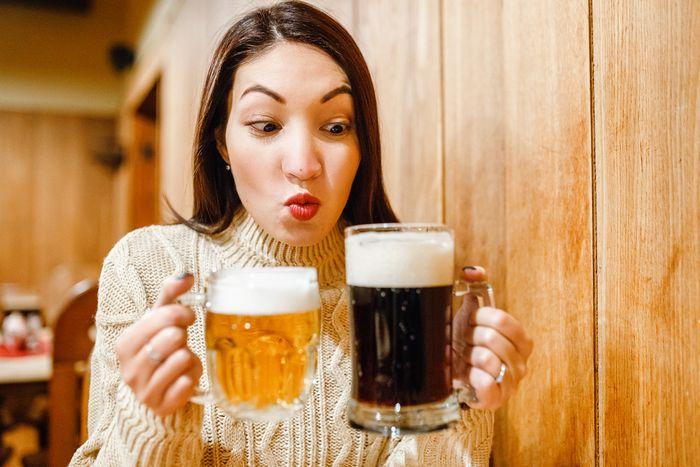 Масса тела имеет большое значение на выведение алкоголя из организма